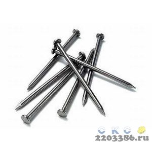 Гвозди строительные   2,5х60 (1кг/упак)