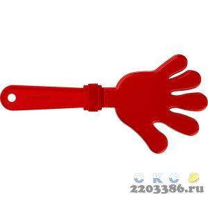 Ладошка-хлопушка болельщика пластиковая, ЗУБР 69999
