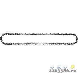 "Цепь для бензопилы, ЗУБР 70303-50, тип 3, шаг 0,325"", паз 0,050"", для шины 20"" (50 см)"