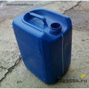 Канистра пластик.20л б/у