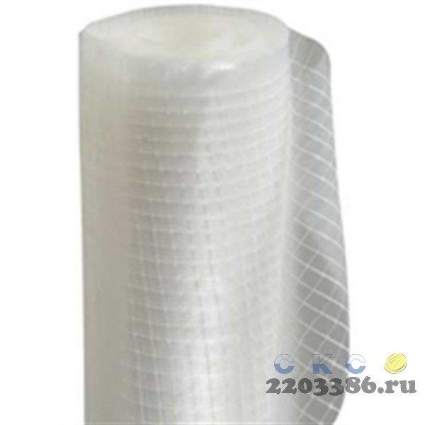 Пленка полиэтиленовая армированная 120г/м2 2х50м