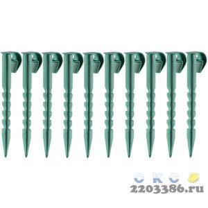 Набор GRINDA разметочный для посадки семян: садовые колышки, 150мм, 10шт