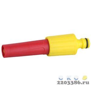 GRINDA G-R плавная регулировка, наконечник поливочный пластиковый