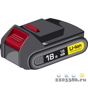 Аккумуляторы для шуруповертов ЗУБР