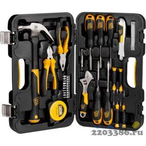 Набор JCB: Инструменты для ремонтных работ, 27 предм