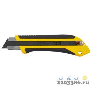 """Нож OLFA """"AUTOLOCK"""" с выдвижным лезвием, двухкомпонентный корпус, 25мм"""
