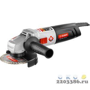 ЗУБР УШМ 125 мм, 1100 Вт.