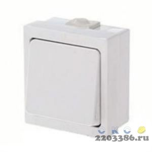 Выключатель брызг. нар. IP44 Беларусь  А14-100 Л 9684426