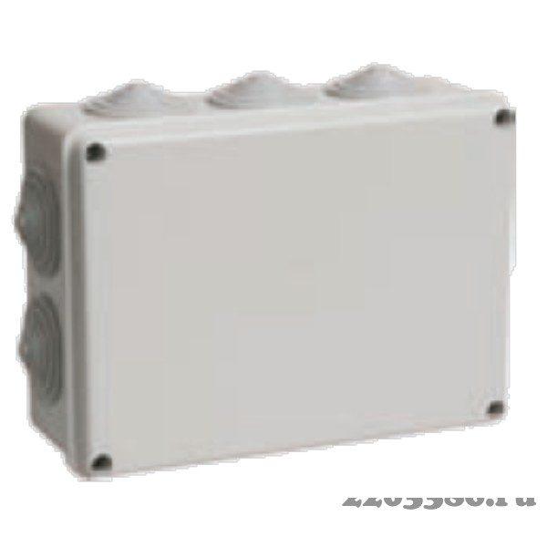 Коробка распр 190х140х70 IP44 КМ41243 ИЭК  UKO11-190-140-070-K41-44