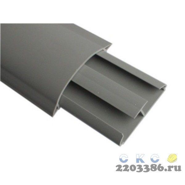 Канал напольный СSP-F 75x17 серый DKC