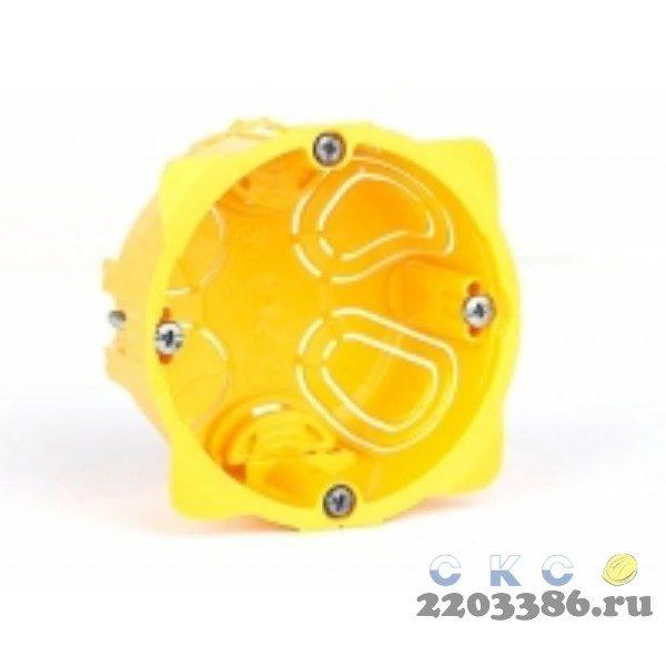 Коробка установочная Гипрок 2 модуля глубина 40 Batibox (080041)