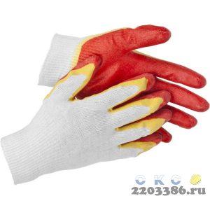 STAYER EXPERT-2, размер L-XL, перчатки с двойным латексным обливом