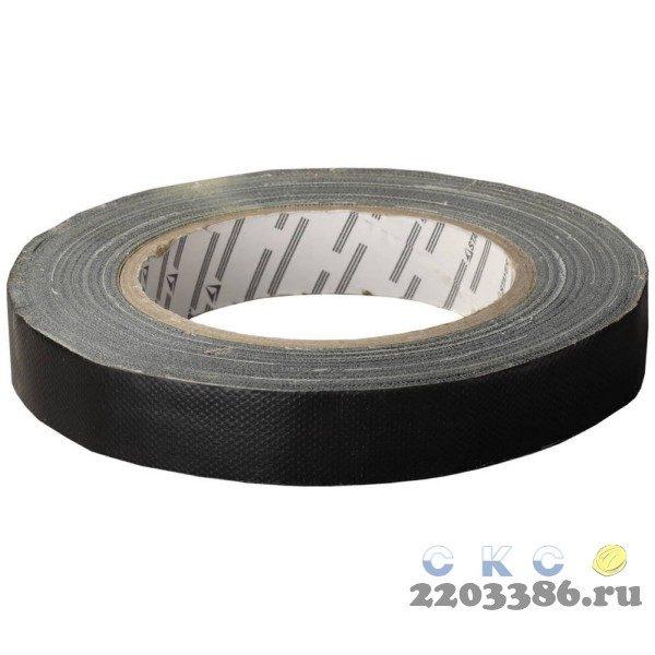 STAYER  черная  армированная  изолента, 25м х 19мм