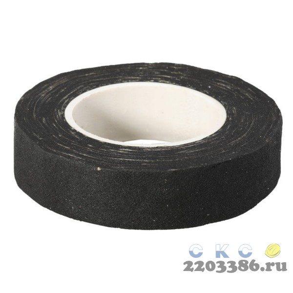 ЗУБР 9м, изолента Х/Б, ширина 18мм, 1000 В, повышенная плотность 440 г/м2, черная
