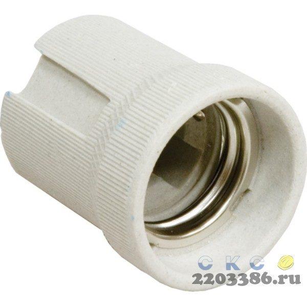Патрон керамический Е27 Feron 9828752