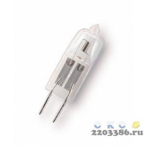 Лампа галогенная КГМ 20вт 12в G4 капсульная (94210 NH-JC)