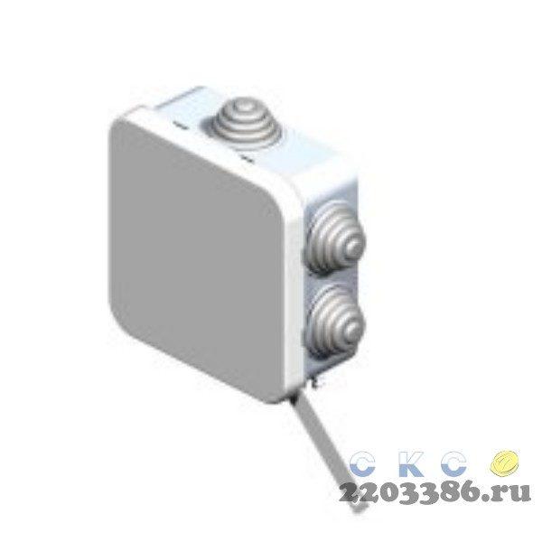 Коробка распределительная TYCO 70х70х40 IP55 белая (67030)