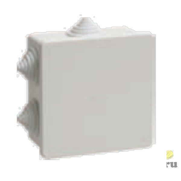 Коробка распр 85х85х40 IP44 КМ41235 ИЭКuko11-085-085-040-k41-44