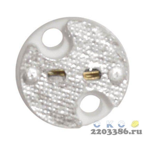 Патрон керамический для галогенных ламп G5.3 (LH26) 9828749