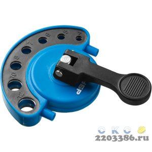 Кондуктор для сверл алмазных трубчатых, d=4-12 мм, ЗУБР Профессионал 29853