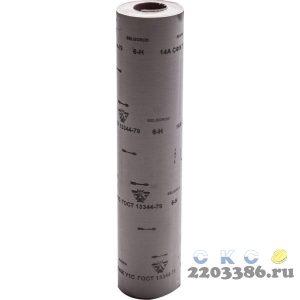 14А 6-H (P180), 800 мм рулон шлифовальный, на тканевой основе, водостойкий, 30 м, БАЗ