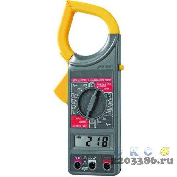 Клещи токоизмерительные Expert 266F (TCM-1F-266)8072060