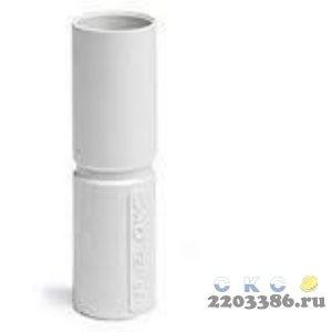 Муфта труба-труба с ограничителем, IP40, д.20мм 9676540