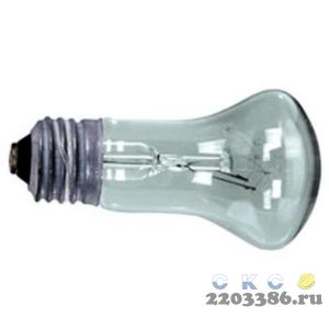Лампа ЛОН 95вт 230-95 Е27 цв.ал.Калашнико (грибок)1067983