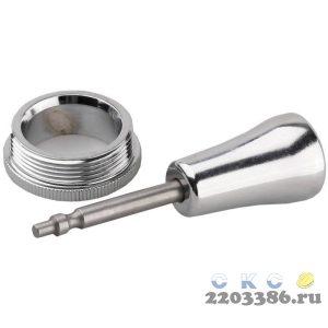 """Насадка ЗУБР """"ШиреФит"""" для пресс-инструмента арт. 51615 для развальцовки труб 32мм"""