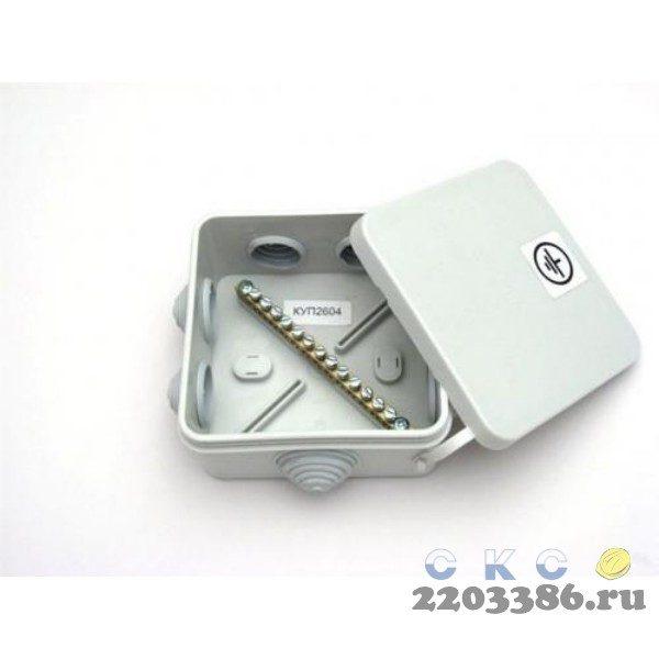 Коробка уравн потенц 85х85х40 КУП2603-И HEGEL 9465400