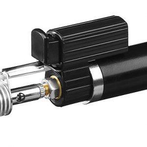 STAYER PS400  набор 5-в-1, газовый паяльник, горелка, фен, 45 Вт, пьезоподжиг, 1200°С