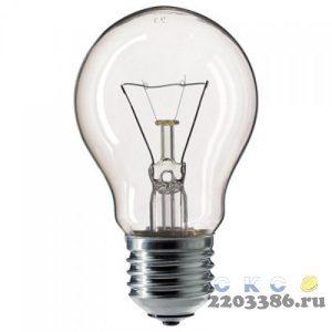 Лампа накал.CLASSIC B CL 40W E27 I OSRAM (100 в упак.) 8287951