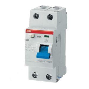Выключатель дифференциального тока (УЗО) 2п 40А 30мА FH202 (FH202 AC-40/0,03)