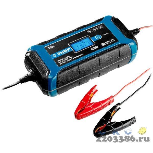 ЗУБР ЗУ-160 зарядное устройство: 12В, 8А.