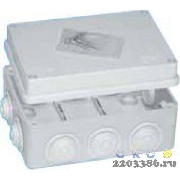 Коробка распределительная 240х195x90 IP55 (67065