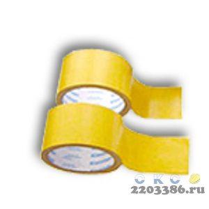 Скотч 2-х сторонний  25мм х 10м полипропилен (72 шт/уп)
