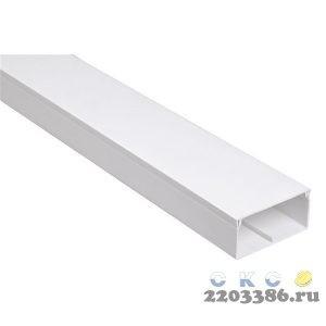Кабель-канал 20х10 ЭЛЕКОР 9726718