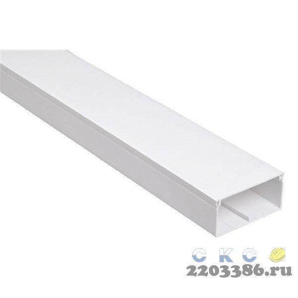 Кабель-канал 60x60 ЭЛЕКОР (12м) 9726792