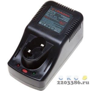 Зарядное устройство URAGAN одночасовое, 9.6В