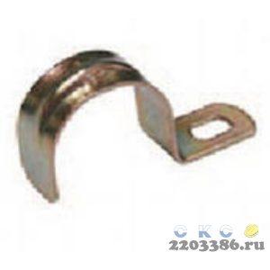 Скоба металлическая однолапковая d31-32мм (CMA10-31-100)169992836