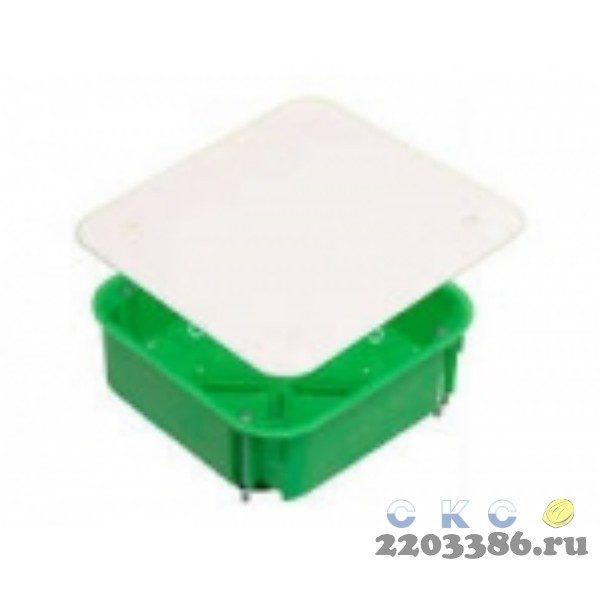 Коробка распределительная 120х100х50мм скрытая IP30 гипрок (КР1203)