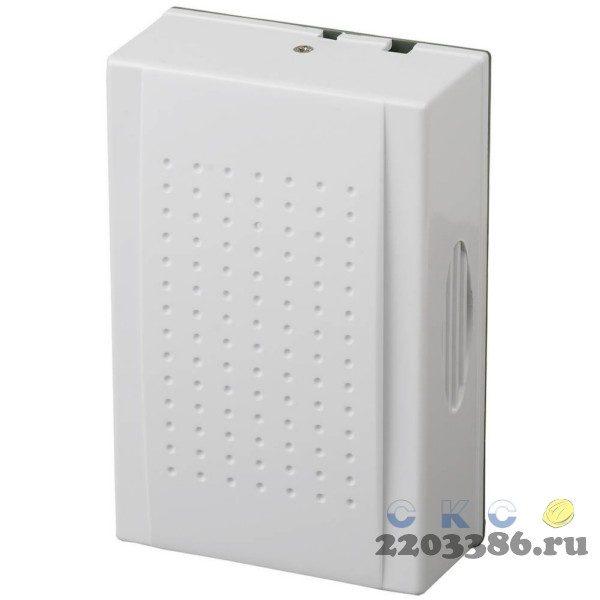"""Звонок СВЕТОЗАР """"ДИН-ДОН Сезам"""" электрический двухтональный, ~220В"""