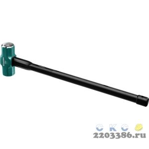 KRAFTOOL STEEL FORCE  5 кг кувалда со стальной удлинённой обрезиненной рукояткой
