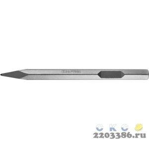 KRAFTOOL ALLIGATOR HEX 28 Зубило пикообразное 400 мм