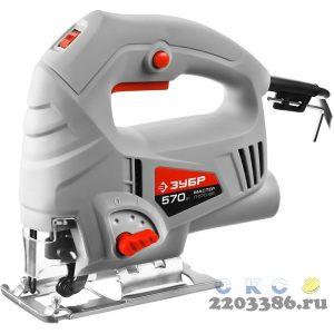 Лобзик электрический, 570 Вт, ЗУБР