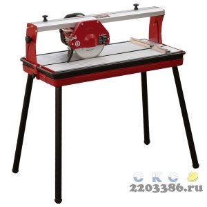 Электроплиткорез, ЗУБР ЗЭП-800С, макс глубина 90°-30мм/45°-25 мм, стол 785х385 мм, 200х25.4х2.2 мм, 2950 об/мин, 800 Вт