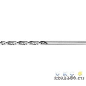 KRAFTOOL HSS-M2 2.0х49мм, Сверло по металлу HSS-G, сталь М2(S6-5-2)