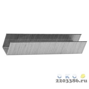STAYER 8 мм скобы для степлера тонкие тип 53, 1000 шт