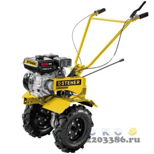 STEHER GT-300 мотоблок бензиновый 212 см3
