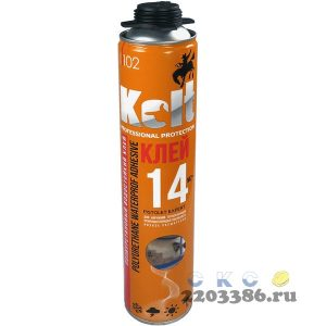 Полиуретановый клей-пена KOLT 935г